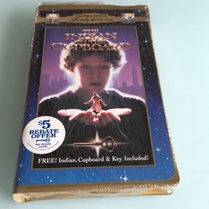 The Indian in the Cupboard-VHS